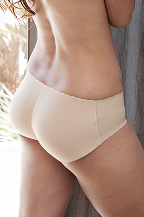 Padded Panty Nude color