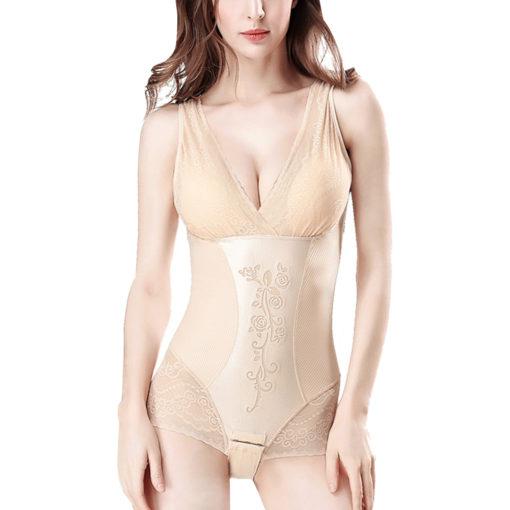 Bodysuit Lace Shaper